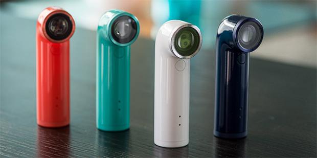 HTC RE Camera Pro Contra Vorteile NAchteile Erfahrung Bericht