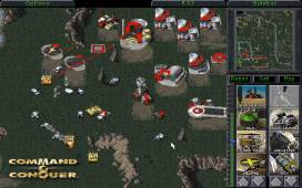 Screenshot aus Command Conquer von Westwood