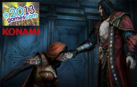 PES 2014 und Castlevania: Lords of Shadow 2