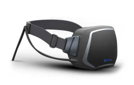 Oculus Rift Virtual Reality Brille