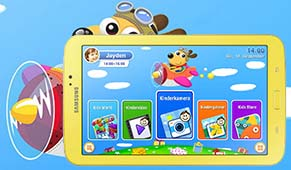 Samsung Galaxy Tab 3 Kids Tablet Android Kinder