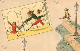 Family Guy adaptiert Struwwelpeter